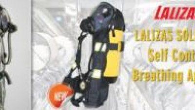 Lalizas  SOLAS/MED Αυτόνομη Αναπνευστική Συσκευή