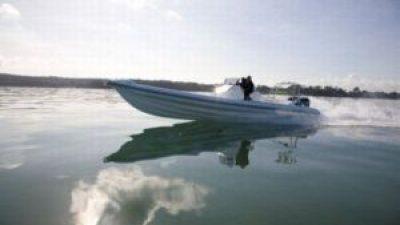 Ξεχειμώνιασμα φουσκωτού σκάφους