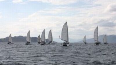 Catamarans Cup International Regatta 2012