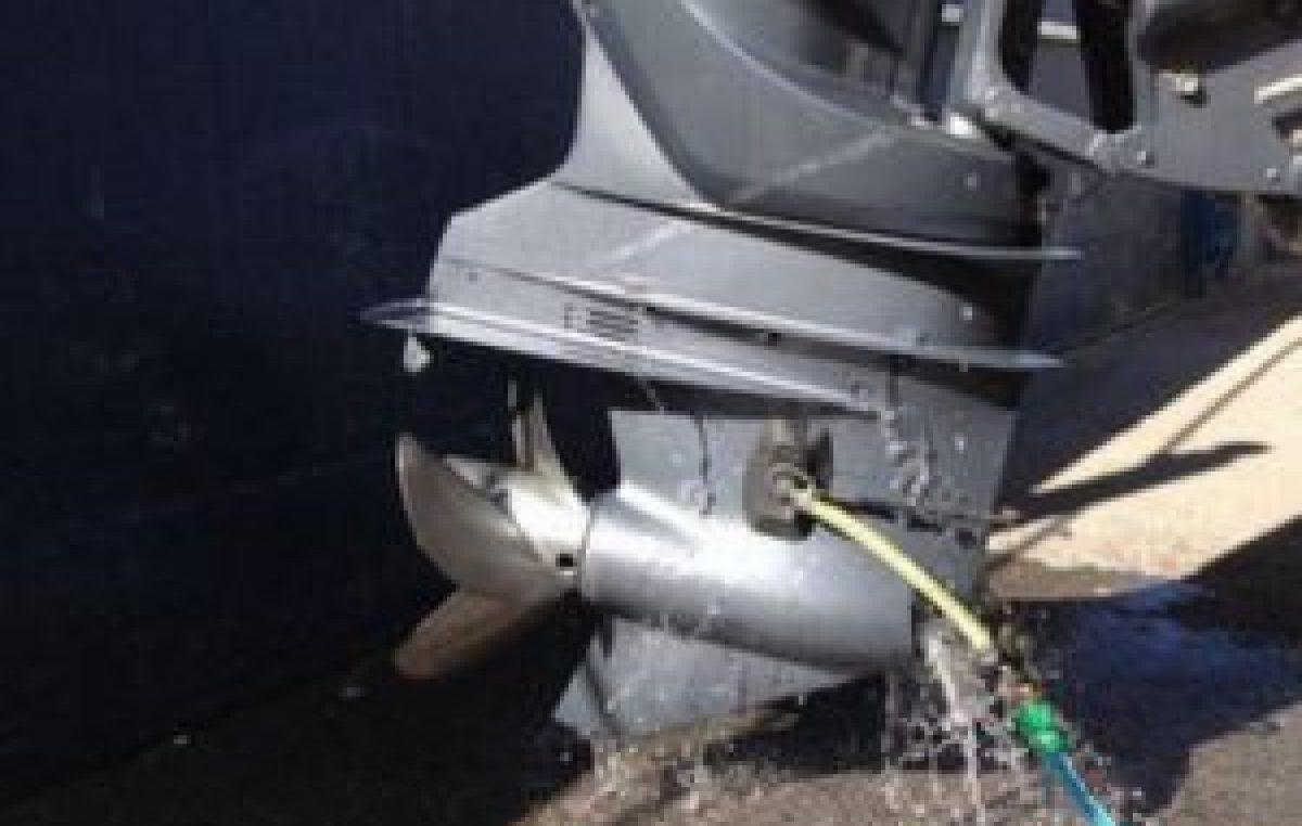 Το πλύσιμο της μηχανής