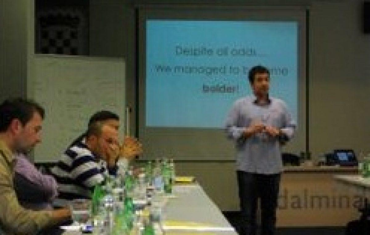 """Το πρώτο MARINA Stores """"University"""" στην Κροατία"""