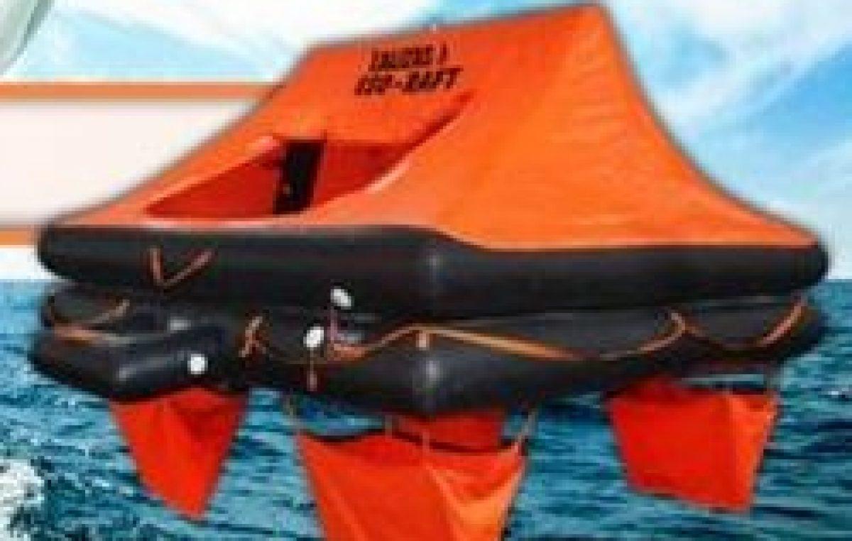 Απόσυρση life raft από τη Lalizas!