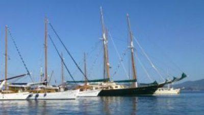 1ο Ναυτικό Σαλόνι  Παραδοσιακών Σκαφών