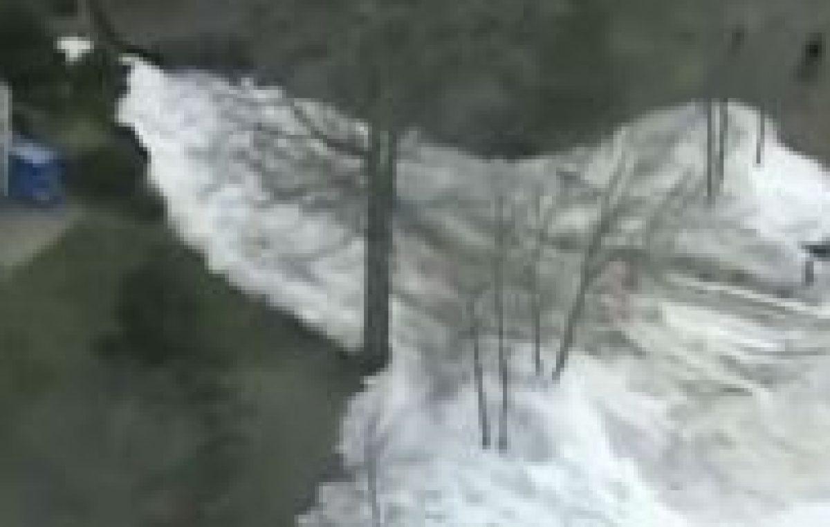Τσουνάμι πάγου στη  Μινεσότα!