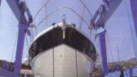 Το ξεχειμώνιασμα του σκάφους
