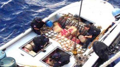 Ναρκωτικά εντοπίστηκαν σε σκάφος μετανάστη