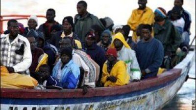 Διάσωση Ιταλικού σκάφους με 233 μετανάστες