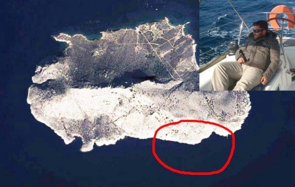 Βυθισμένο βρέθηκε το σκάφος του 27χρονου αγνοούμενου