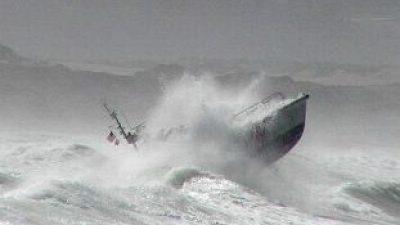 Μάχη με τα κύματα
