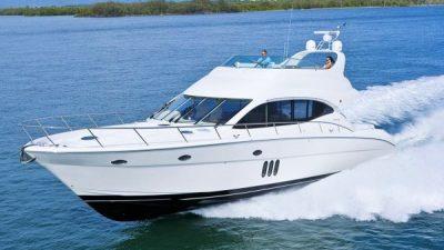 Ένα σκάφος ανά 621 κατοίκους