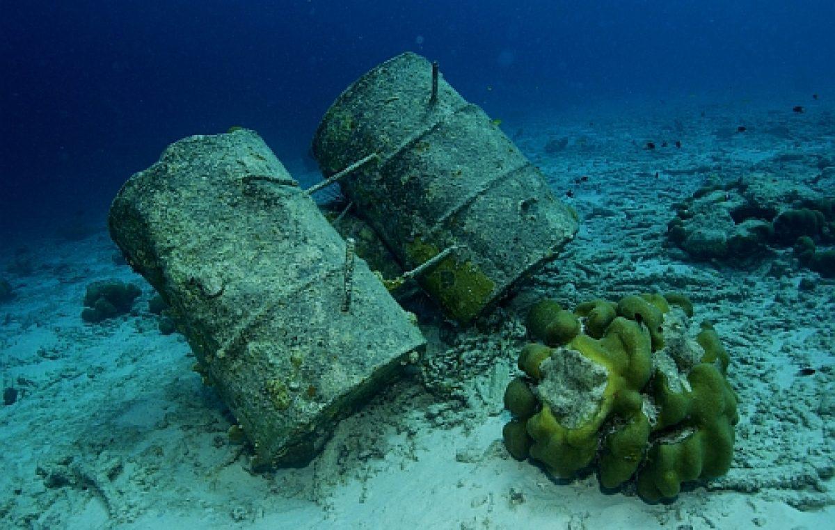 Απόρριψη Συριακών χημικών στην Μεσόγειο
