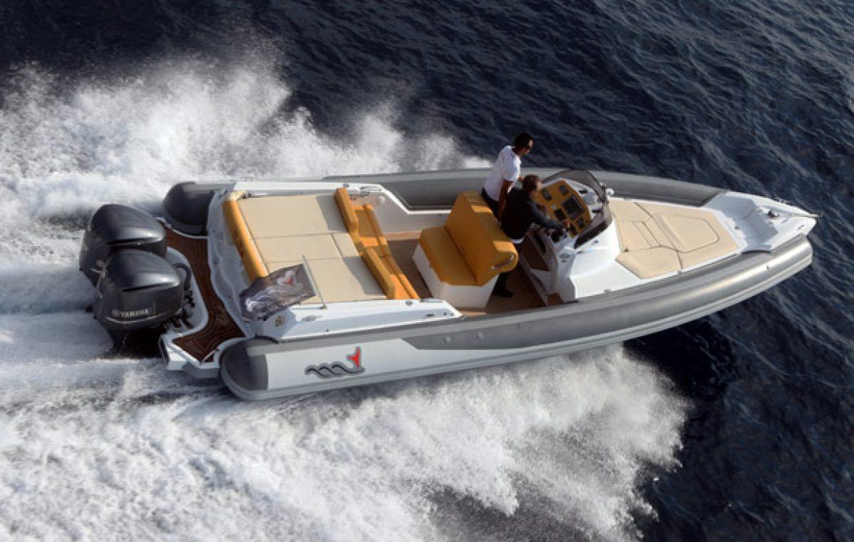 Παρουσίαση του Mito 31 Cabin – Motonautica Vesuvianna