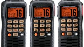 Φορητός πομποδέκτης STANDARD HORIZON HX-851E VHF