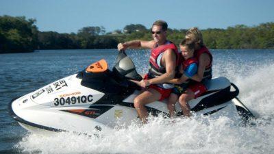 Απαγόρευση θαλάσσιας κυκλοφορίας θαλάσσιων μοτοποδηλάτων