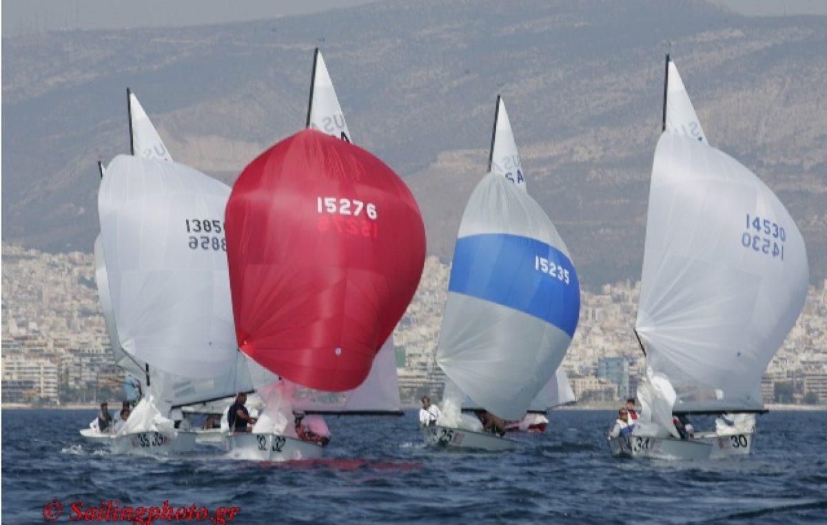 58ο Ευρωπαϊκό Πρωτάθλημα Ιστιοπλοΐας (Open) σκαφών τύπου Lightning