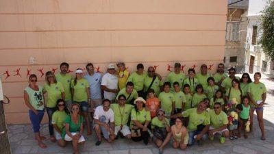 """Δεύτερη Αποστολή «Σταγόνα Αγάπης στο Αιγαίο» για το 2014, Στέγη Ανηλίκων Σύρου από τον Σύλλογο """"Ναυτίλος"""""""