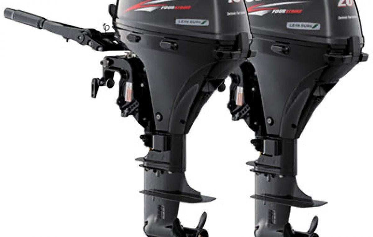 Εξωλέμβιες μηχανές DF15A και DF20A