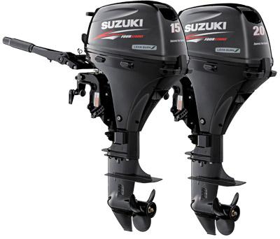 Εξωλέμβιες μηχανές Suzuki