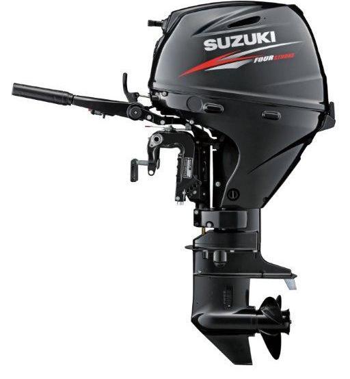 Εξωλέμβιες μηχανές Suzuki DF25A/30A