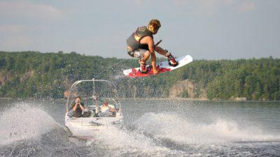 Wakeboard: Ένα watersport για τολμηρούς