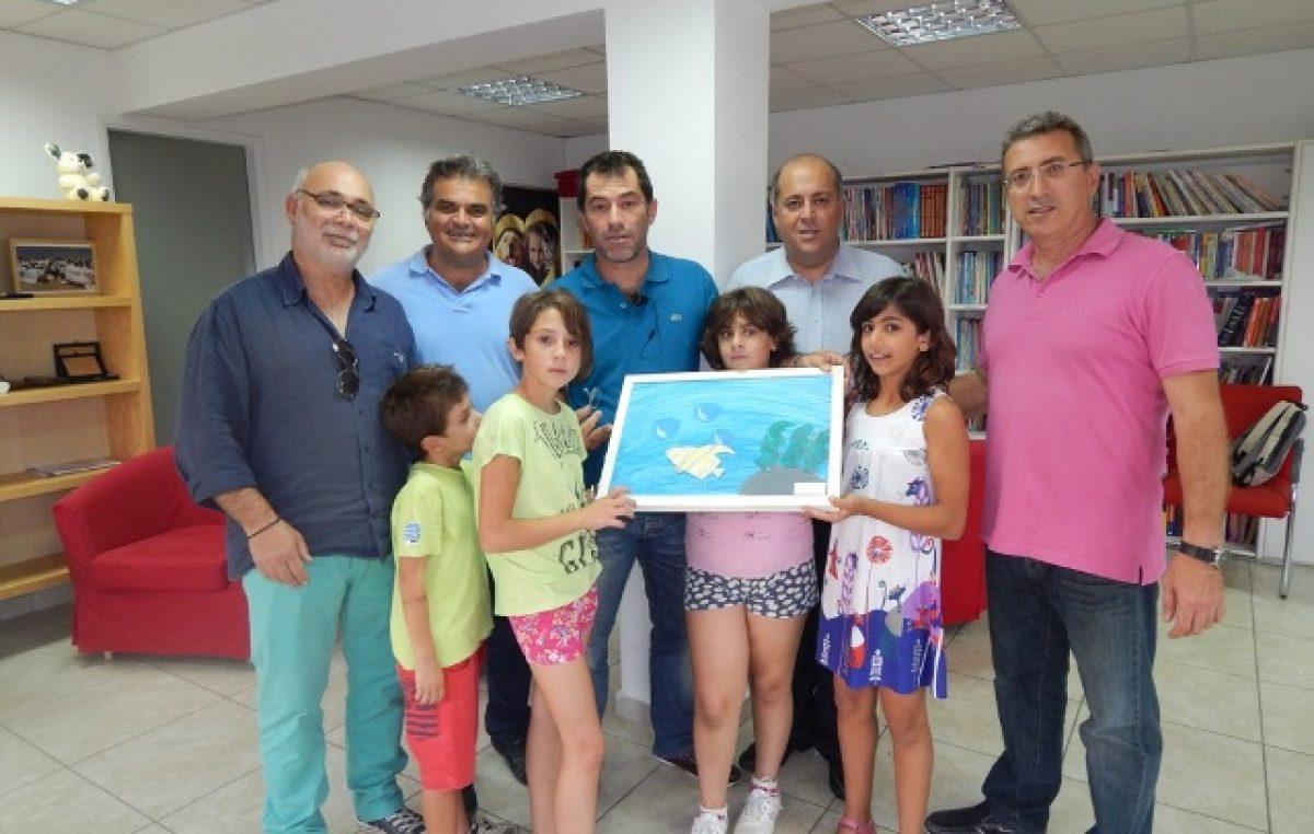 Tέταρτη αποστολή «Σταγόνα αγάπης», για το Ξεκίνημα της Σχολικής Χρονιάς στα Παιδικά Χωριά SOS Βάρης