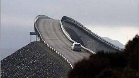 Ο «Δρόμος του Ατλαντικού» στη Νορβηγία που κόβει την ανάσα