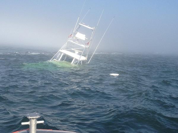 Βύθιση του σκάφους