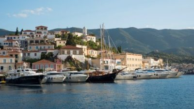 Ένα σόου για τους λάτρεις του επαγγελματικού yachting