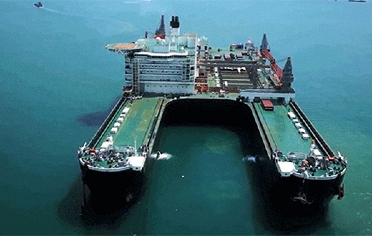 Αυτά είναι τα μεγαλύτερα πλοία στον κόσμο