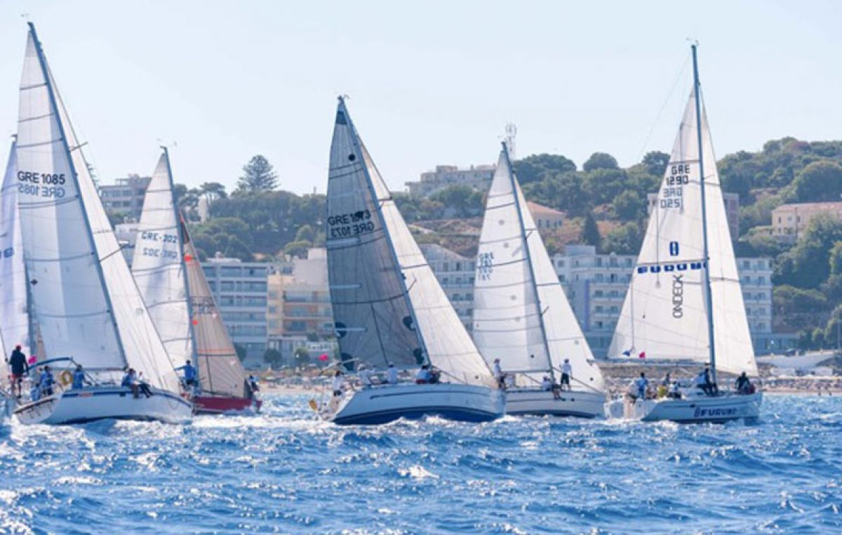 Oι νικητές της Αegean Regatta