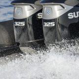 Η SUZUKI MARINE καινοτομεί για μια ακόμα φορά με την νέα εξωλέμβια DF325A