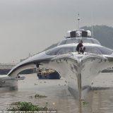 Tο εκπληκτικό super yacht «Adastra»
