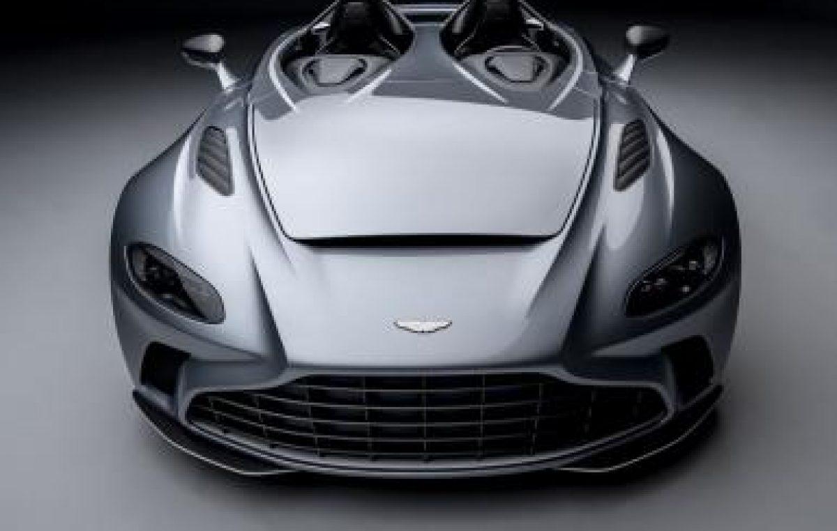 Aston Martin V12 Speedster: Μόνο για τους πιο απαιτητικούς οδηγούς